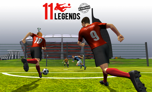 11 legends large