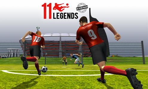 11 legends large