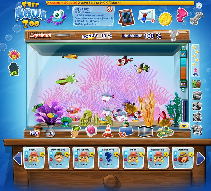 Free Aqua Zoo Kostenlos Spielen