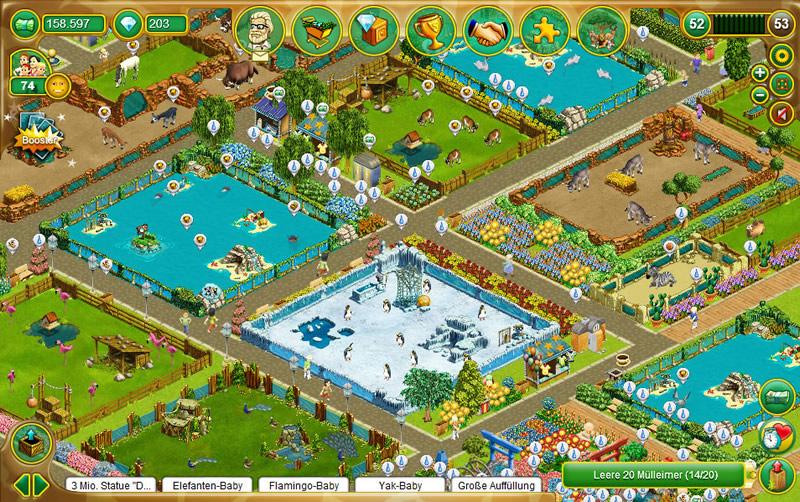 zoospiele